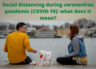Social distancing during coronavirus pandemic (COVID-19): what does it mean and how can you talk to elderly parents about it?