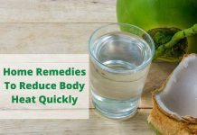 12 Natural Home Remedies To Reduce Body Heat Quickly - From coconut water to Aloe Vera