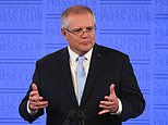 Scott Morrison insists he didn`t target China with...