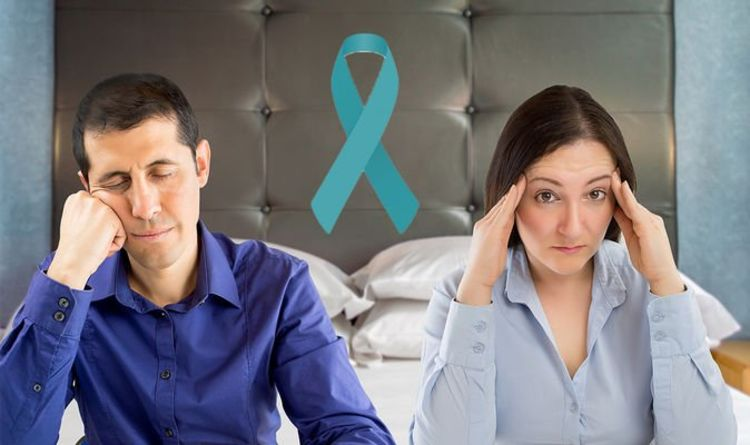 Ovarian Cancer Symptoms The Sign When It Comes To Sex That Can Signal The Deadly Disease Sound Health And Lasting Wealth