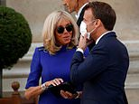 Coronavirus France: Brigitte Macron, 67, self-isolates after contact